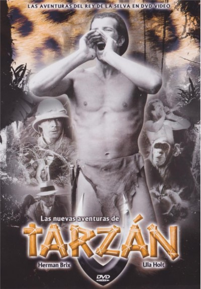 Las nuevas aventuras de Tarzan (1935) (The New Adventures of Tarzan)