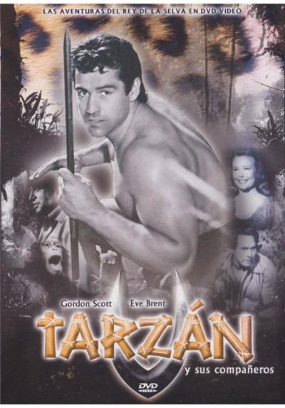 Tarzan y sus compañeros (1958) (Tarzan and the Trappers)