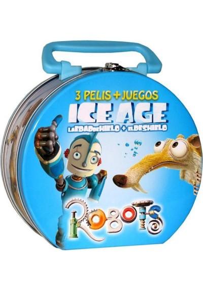 Ice Age - Maleta Metálica