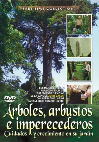 Arboles, Arbustos E Imperecederos - Cuidados Y Cultivo En Su Jardin (Free Time Collection)