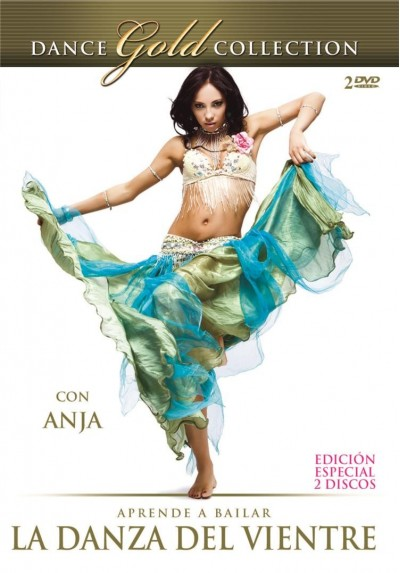 Aprende A Bailar Danza Del Vientre - Dance Gold Collection