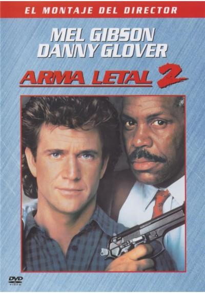 Arma Letal 2 (El Montaje Del Director) (Lethal Wheapon 2)