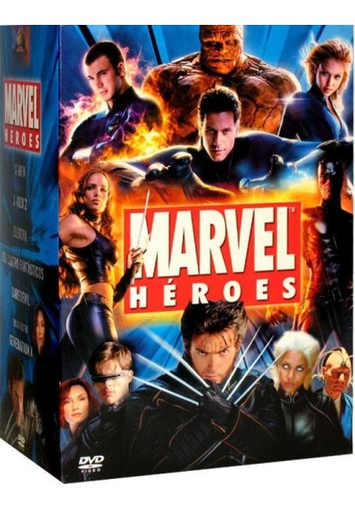 Pack Marvel Héroes