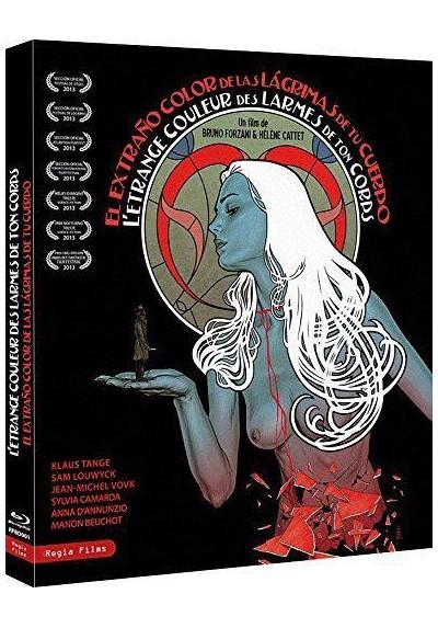 El Extraño Color De Las Lagrimas De Tu Cuerpo (V.O.S.) (Blu-Ray) (L´ Etrange Couleur Des Larmes De Ton Corps)