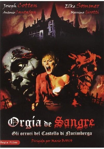 Orgia De Sangre (Gli Orrori Del Castello Di Norimberga)