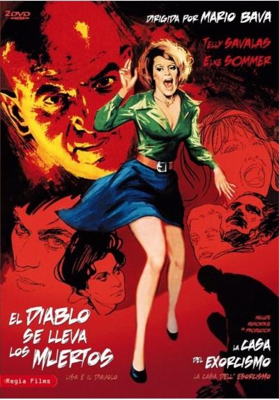 El Diablo Se Lleva A Los Muertos / La Casa Del Exorcismo (Lisa E Il Diavolo / The House Of Exorcism)