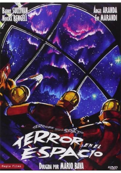 Terror En El Espacio (Terrore Nello Spazio)