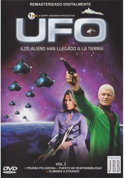 Ufo ¡los Aliens Han Llegado A La Tierra! Vol. 3