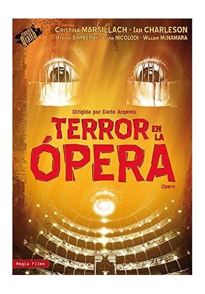 Terror En La Opera (Opera)