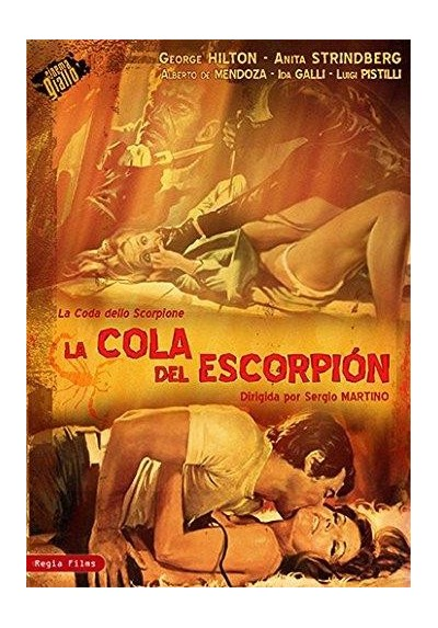 La Cola Del Escorpion (La Coda Dello Scorpione)