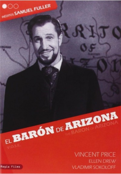 El Baron De Arizona (V.O.S.) (The Baron Of Arizona)