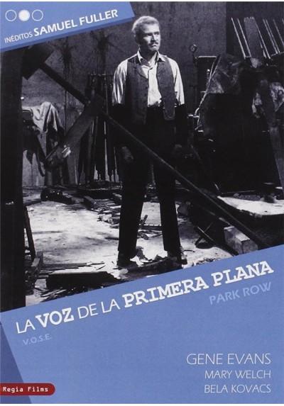 La Voz De La Primera Plana (VOS) (Park Row)