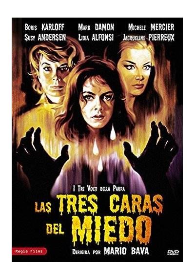 Las Tres Caras Del Miedo (Tre Volti Della Paura)