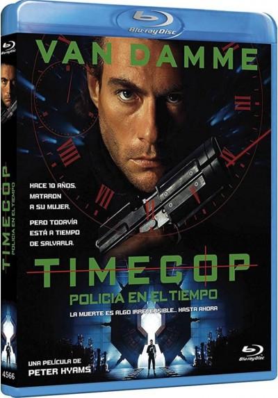 Timecop (Policia En El Tiempo) (Blu-Ray)