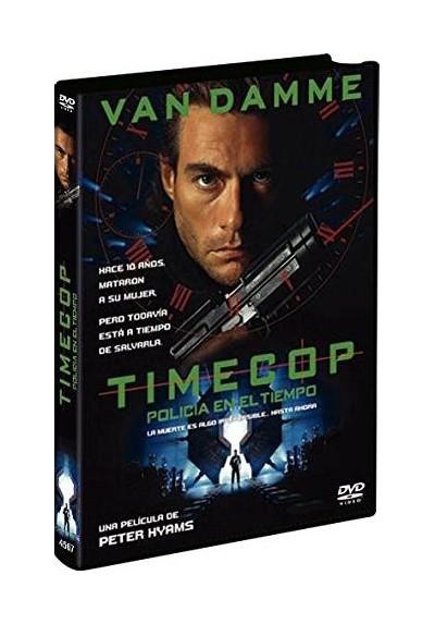 Timecop (Policia En El Tiempo)