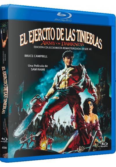 El Ejercito De Las Tinieblas (Blu-Ray) (Ed. Coleccionista Remasterizada) (Army Of Darkness)