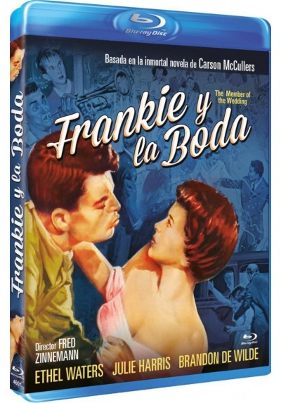 Frankie Y La Boda (Blu-Ray) (The Member Of The Wedding)