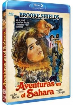 Aventuras En El Sahara (Blu-Ray) (Sahara)