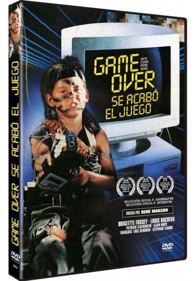 Game Over: Se Acabo El Juego (3615 Code Père Noël)