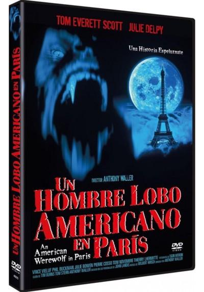 Un Hombre Lobo Americano En Paris (An American Werewolf In Paris)