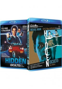Hidden Lo Oculto (Blu-Ray) (The Hidden)