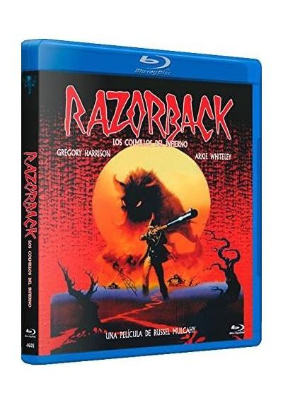 Razorback : Los Colmillos Del Infierno (Blu-Ray) (Razorback)