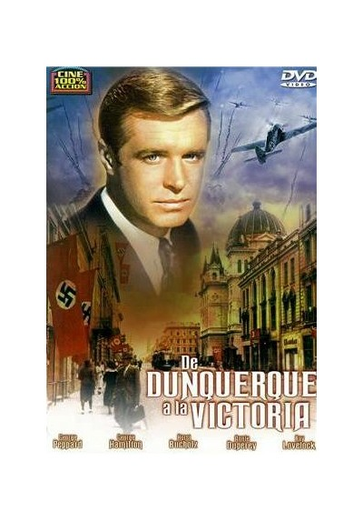 De Dunquerque a la victoria (Contro 4 bandiere (From Hell to Victory))