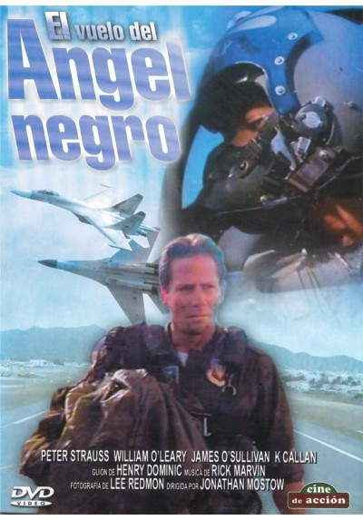 El Vuelo Del Angel Negro (Flight Of Black Angel)