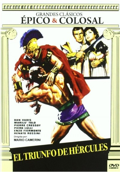 El Triunfo De Hercules (Il Trionfo Di Ercole)
