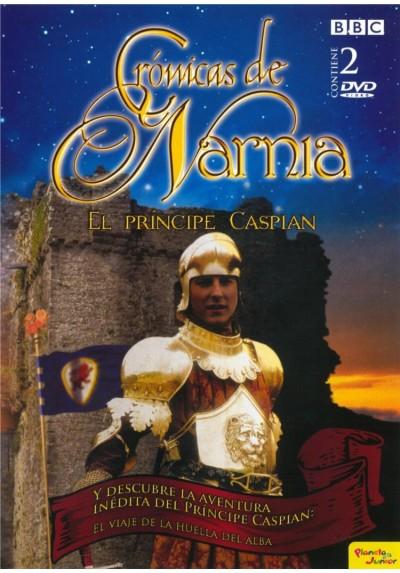 Las cronicas de Narnia: El Principe Caspian (The Chronicles of Narnia: Prince Caspian) (1988-1990)