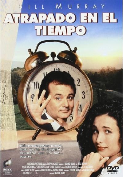 Atrapado En El Tiempo (1993) (Groundhog Day)