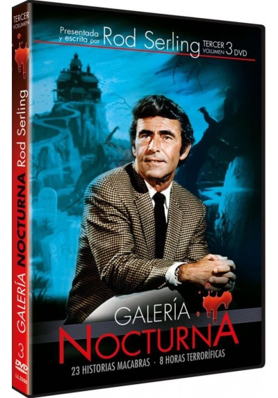Galeria Nocturna - Vol. 3 (Night Gallery)