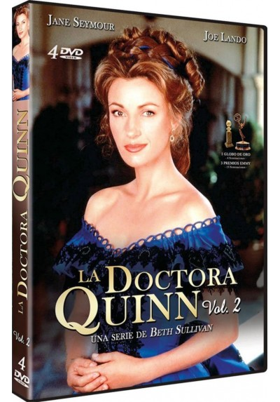 La Doctora Quinn - Vol. 2 (Dr. Quinn, Medicine Woman)