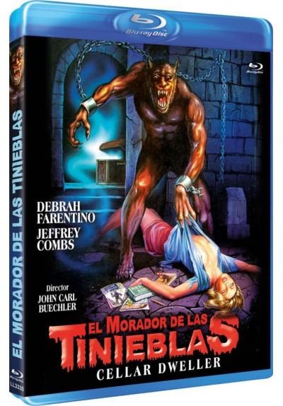 El Morador De Las Tinieblas (Blu-Ray) (Cellar Dweller)