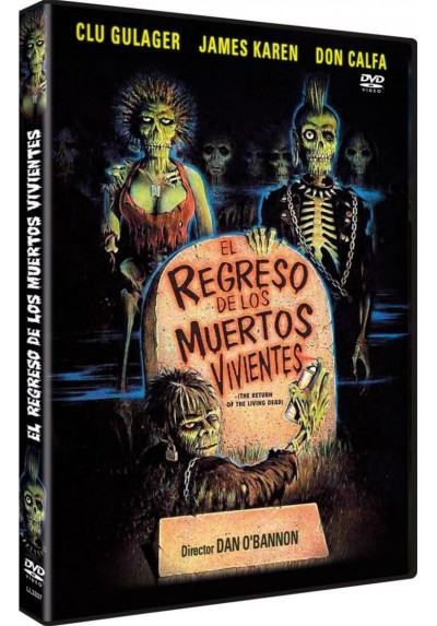 El Regreso De Los Muertos Vivientes (The Return Of The Living Dead)