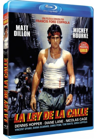 La Ley De La Calle (Blu-Ray) (Rumble Fish)