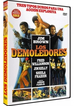 Los Demoledores (Three The Hard Way)