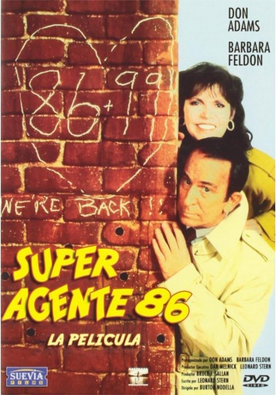 Super Agente 86 : La Pelicula (Get Smart! Again)