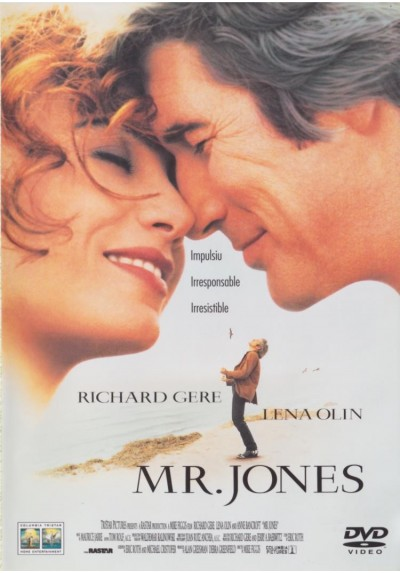 Mr. Jones (Ed. Catalan)