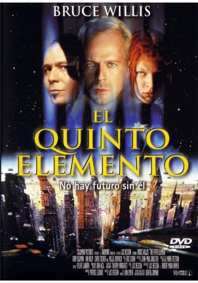 El Quinto Elemento (The Fifth Element)