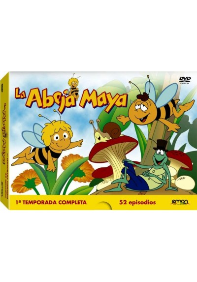 La Abeja Maya - 1ª Temporada (2014)