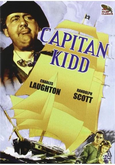 El Capitan Kidd (Captain Kidd)