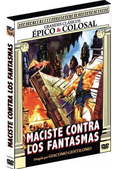 Maciste Contra Los Fantasmas (Maciste E La Regina Di Samar)