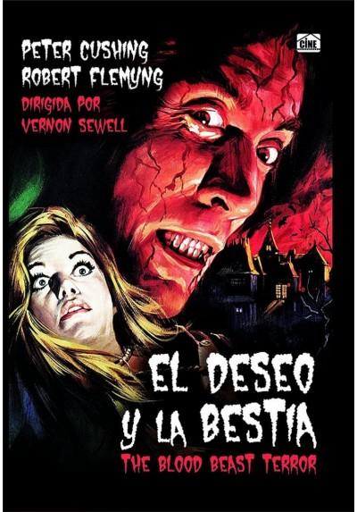 El Deseo Y La Bestia (The Blood Beast Terror