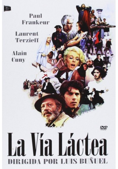 La Via Lactea (1969) (La Voi Lactee)