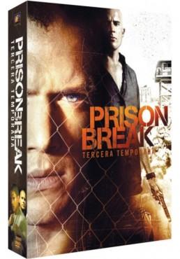 Prison Break: Tercera Temporada