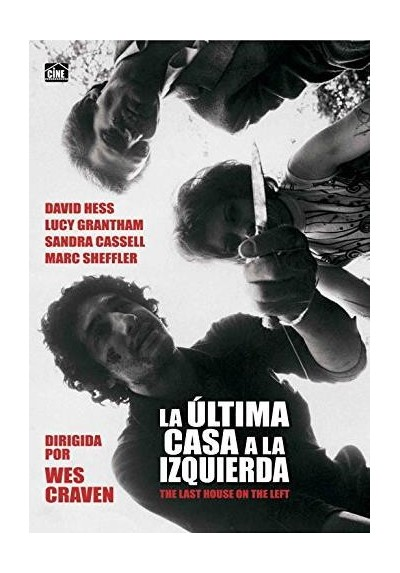 La Ultima Casa A La Izquierda (1972) (Last House On The Left)