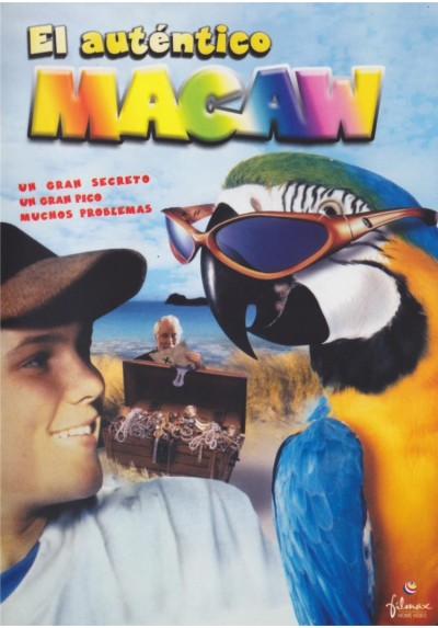 El Autentico Macaw (The Real Macaw)