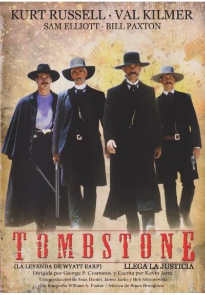 Tombstone : La Leyenda De Wyatt Earp