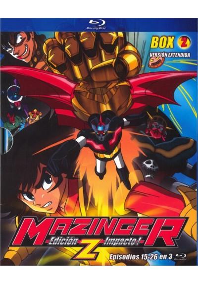 Mazinger Z : Ed. Impacto - Box 2 (Blu-Ray) (Shin Mazinger Shogek Z Hen)